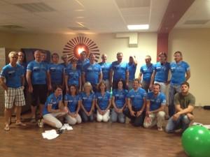 Alle Teilnehmer der Dolomiti 2012!