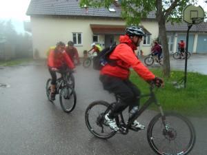 Kreisverkehr am Blumenberg?
