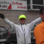 12.08., 9.24 Wolfgang freut sich auf den Tag